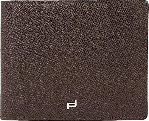 Porsche Design French Classic 3.0 BillFold H10 4090001814 Herren Geldbörsen 11x12x1 cm (B x H x T) Grau 283ND