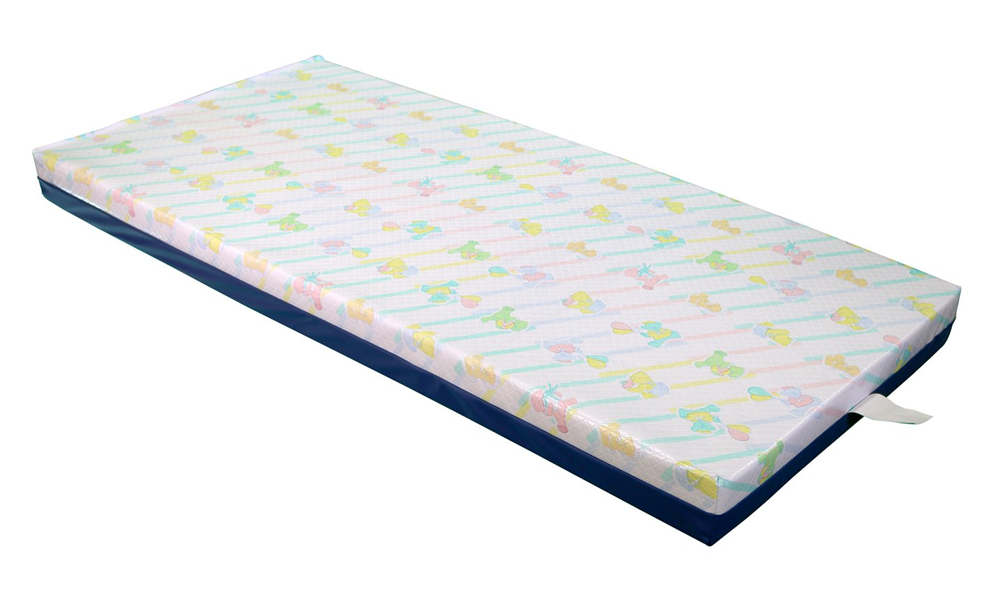 Superfoam Mattress (4'') For Child Crib (30 x 60)