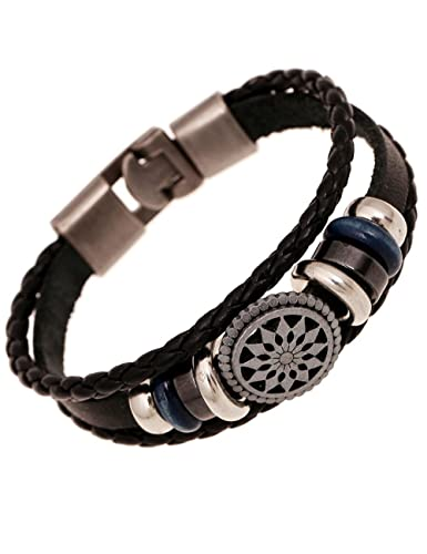 en name bracelets bracelet leather personalized unisex man