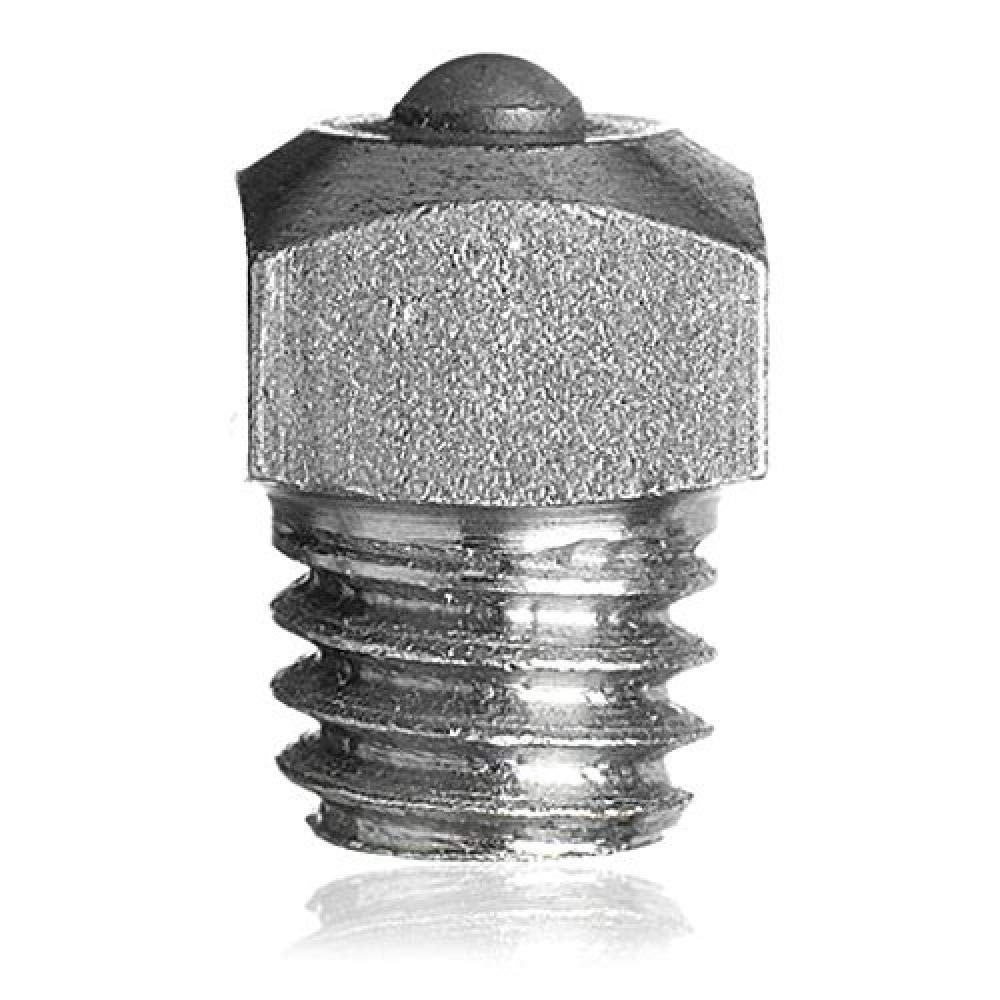 Stromsholm Type EL Screw In Studs (Pack Of 50) (3/8in) (Silver)