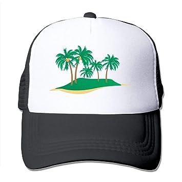 Ejdkdo Sombrero de Coco Ajustable de Dibujos Animados de Malla ...