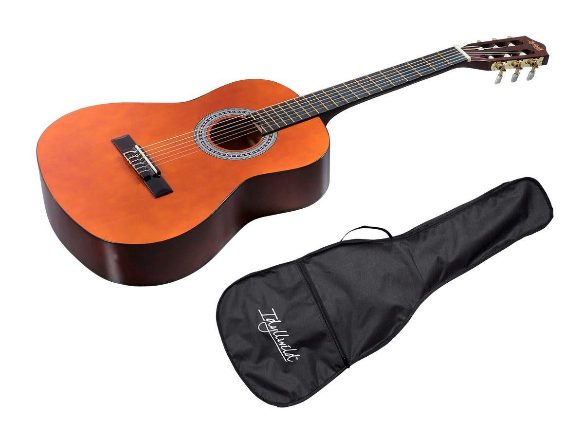 Monoprice 3/4 Classical Guitar - Natural, With Gig Bag - Idyllwild Series