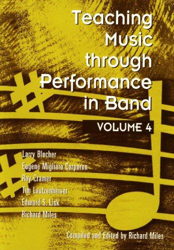 Teaching Music Through Performance in Band: 4