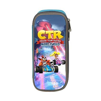 Go Kart Crash Team Racing Nitro - Estuche con cremallera ...