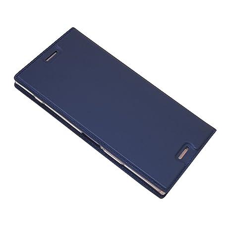 DENDICO Funda Sony Xperia XZ Premium, Slim Case de Estilo ...