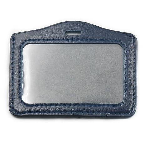 Amazon.com: 12 PCS tarjeta de identificación badge titular ...