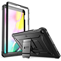 """SUPCASE [Unicorn Beetle Pro Series] Case for Galaxy Tab S5e Case, Full-Body Rugged Protective Case with Built-in Screen Protector for Samsung Galaxy Tab S5e 10.5""""2019 Model (SM-T720/T725) (Black)"""