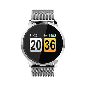Adsvtech Smartwatch, Impermeable Reloj Inteligente Mujer Hombre ...