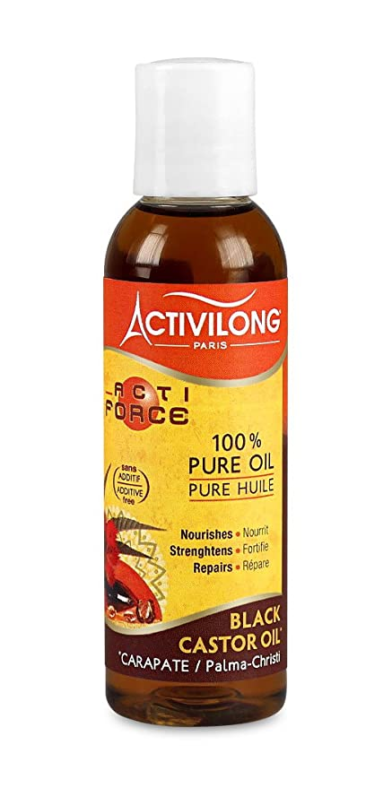 Activilong Actiforce 100% aceite puro de ricino, 60 ml