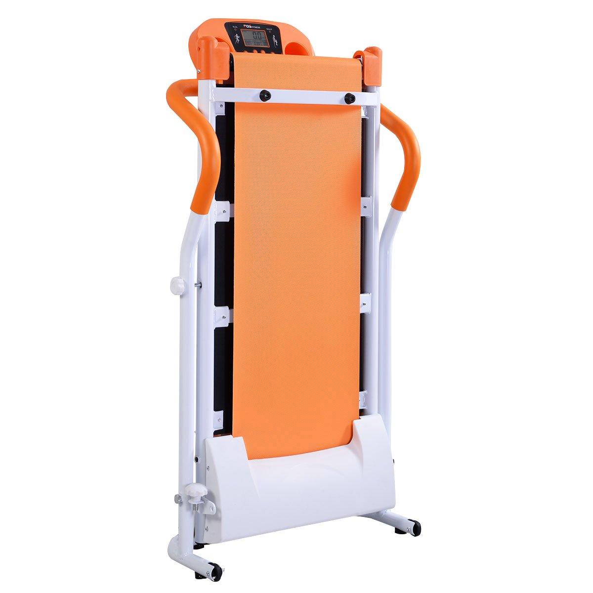 FDS Plegable Cinta de Correr Fitness máquina en Funcionamiento con ...