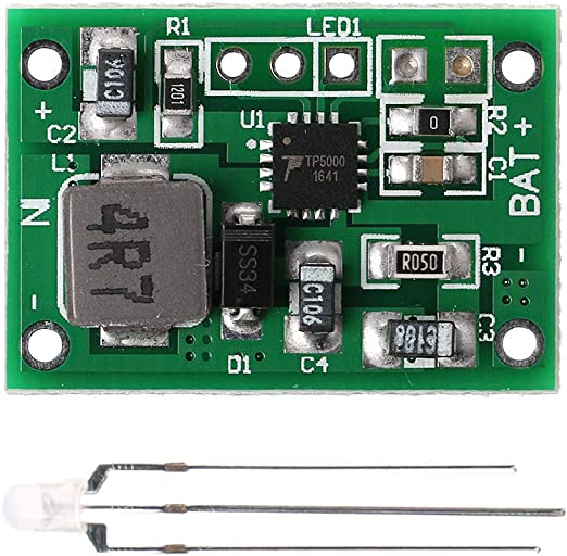 1S 3.6V 3.7V 4.2V 1A 2A Li-ion Battery Protective Board 18650 Circuit Cell