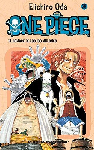 Descargar Libro One Piece Nº 25: El Hombre De Los 100 Millones Eiichiro Oda