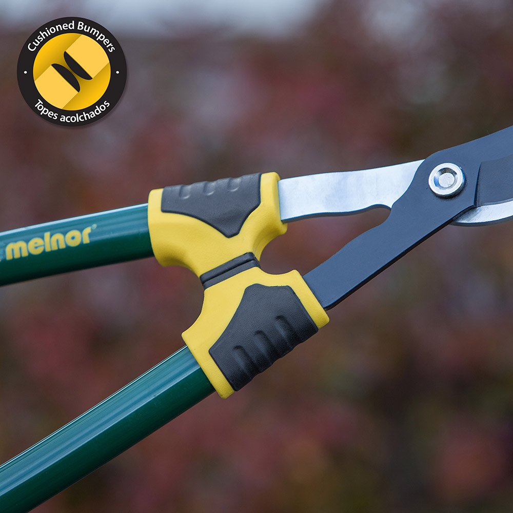 "Melnor 27"" Bypass Loppers with Non-Stick Coated Blade; Cuts 1.5"" Branches by Melnor (Image #5)"