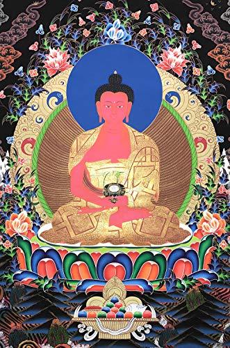 Prayer Tibetan Flags Make (WOWMAR Buddha Prayer Flags Tibetan Buddhist Flags 3x5 FT Polyester Flag with Brass Grommets Indoor/Outdoor)