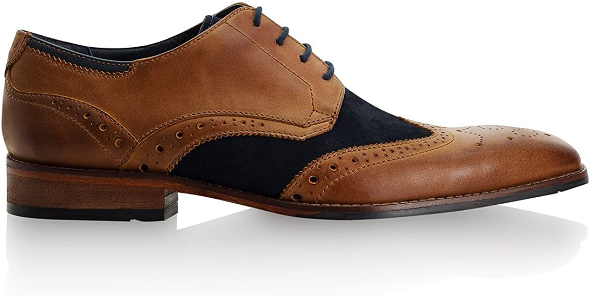 Goodwin Smith Church Derby Mens Brogue Shoes