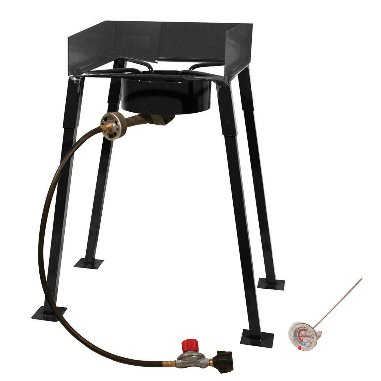 King Kooker CS14 Portable Propane 54,000-BTU Single-Burner Outdoor Camp Stove