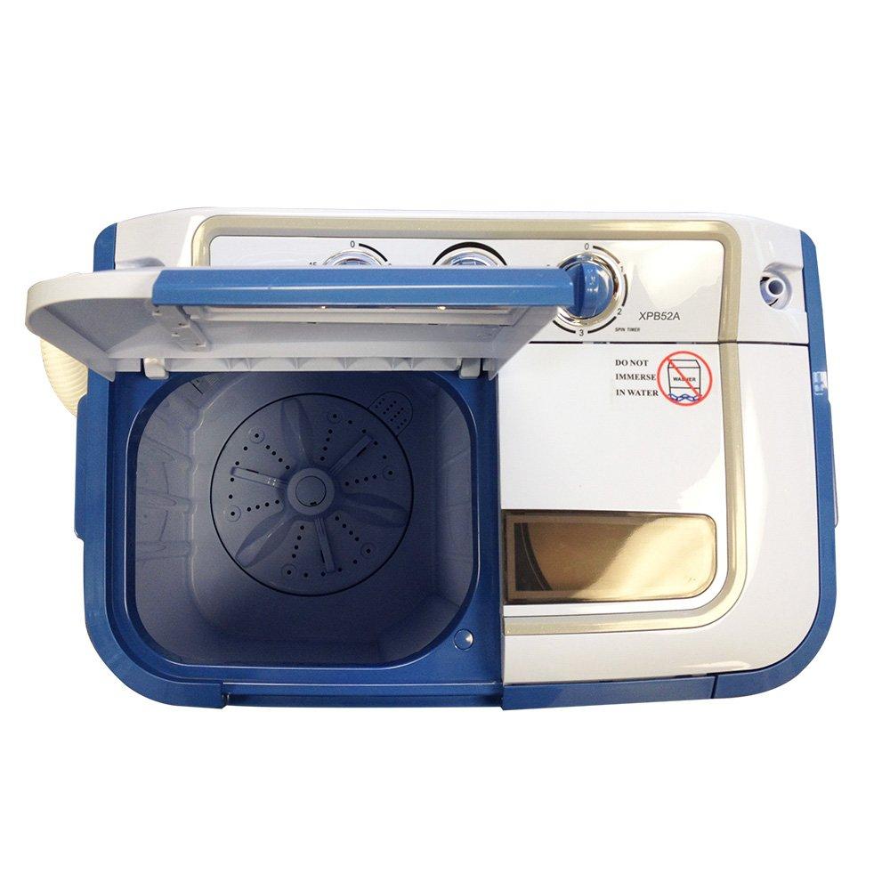 Amazon.com: Panda Small Compact Portable Washing Machine (10 lbs ...