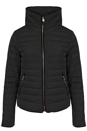 b56c669111f Womens Tokyo Laundry Padded Jacket Honey Ladies Quilted Coat: Amazon ...