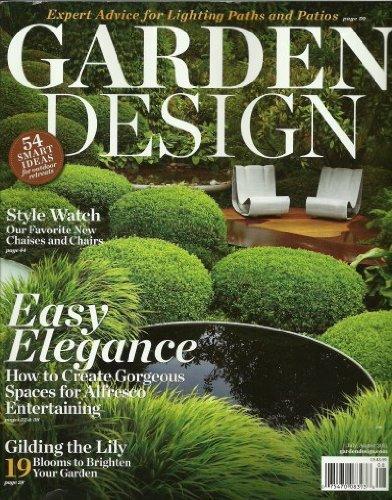 Garden Lighting Design Advice