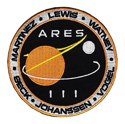 Sci Fi Movie The Martian Ares III