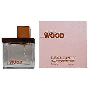 buy online 1d391 8adef Dsquared 2 She Wood Edp Spray 30Ml