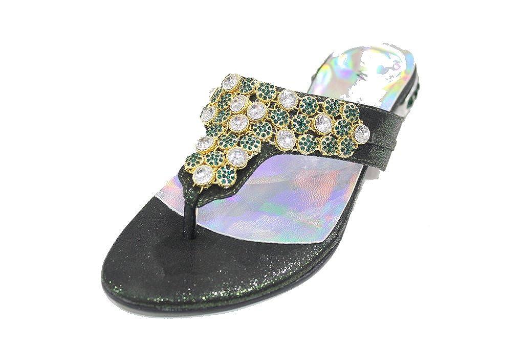 Wear & Walk UK Wear , Sandales UK Plateforme femme B00ZP324CO green 203b053 - jessicalock.space