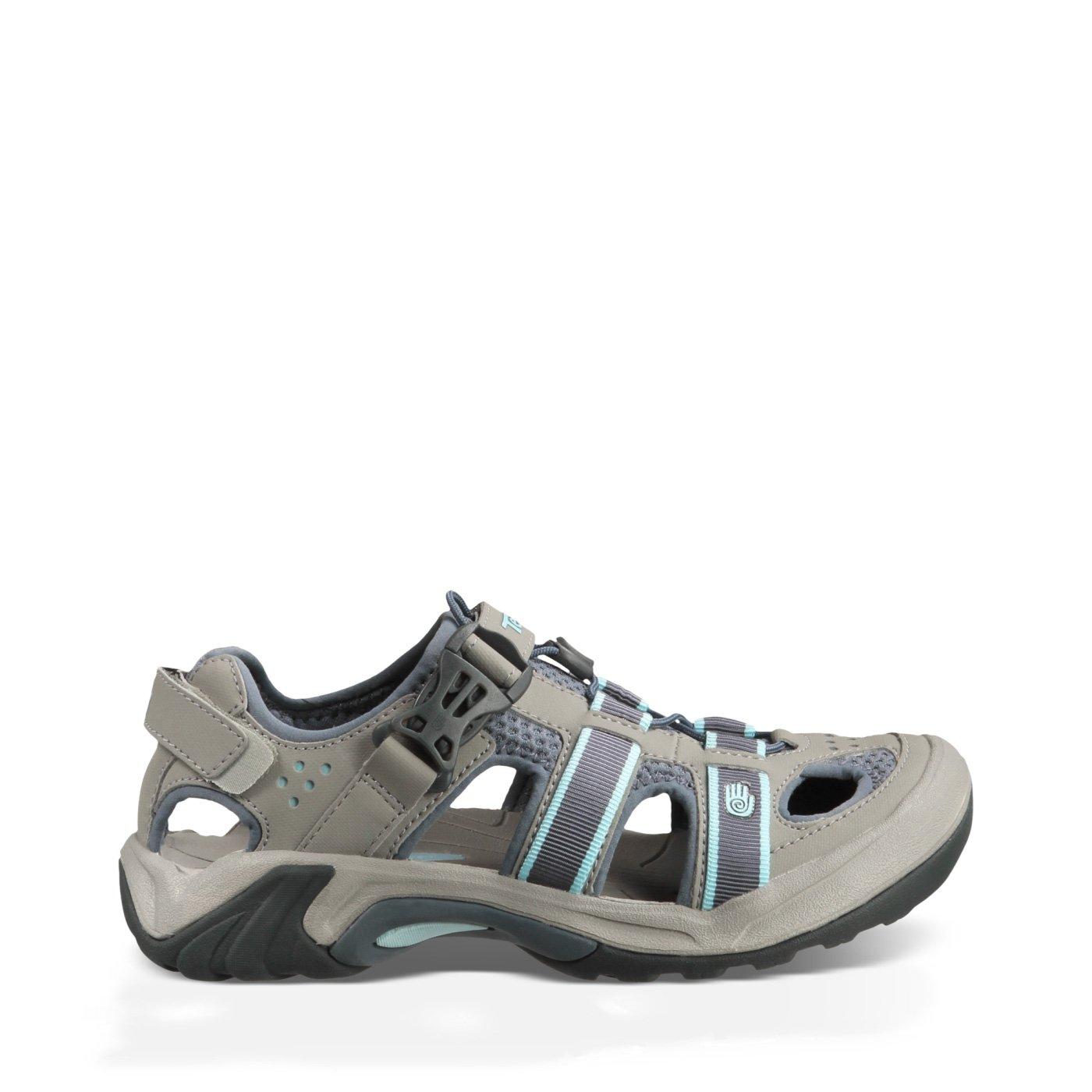 Teva Women's Omnium Sandal,Slate,8 M US by Teva