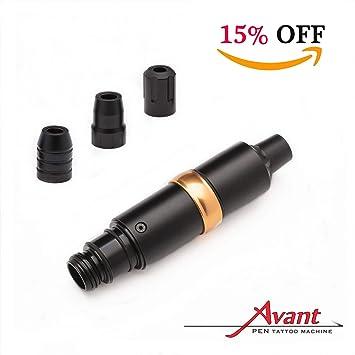 Amazon.com: EZTAT2 Avant Tattoo Cartridge Machine Import Swiss Maxon ...