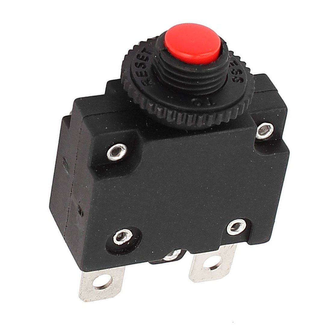 Overload Protector Switch - TOOGOO(R) AC 125/250V 20A Air Compressor Circuit Breaker Overload Protector Switch by TOOGOO(R) (Image #3)