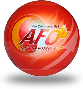 AFO Automatic Fire Ball Extinguisher With Mounting Bracket ABC Fire Extinguisher, Fire Suppression Device, Fire Safety (TY-1350)