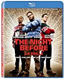 The Night Before [Blu-ray + Digital Copy] (Bilingual)