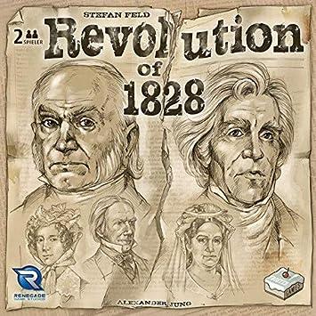 Arrakis Revolucion 1828 - Juego de Mesa [Castellano]: Amazon.es: Juguetes y juegos