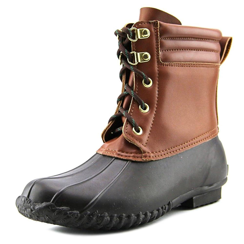 American Living Lyndsey Women US 11 Brown Rain Boot
