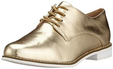 Buffalo Chaussures Derby Femme (Gold 24), 40 EU