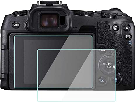 Komet Protector de Pantalla de Cristal Compatible con Canon EOS RP ...