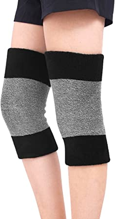 Thermal Knee Joints Warmers Cycling Sports Leg Warmer Sleeves Covers Pain Relief