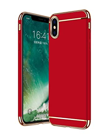 wholesale dealer 3a866 29183 Amazon.com: iPhone X Case, VORSON 3 in 1 Hard Shell Plastic Case ...