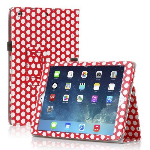 TNP iPad Air Case Polka