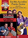 Tim Alexander - Tex-Mex Accordion Bundle Pack, Tim Alexander, 1423436709