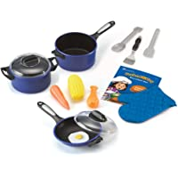 Learning Resources Set de Chef Profesional Pretend & Play Pro Chef Set
