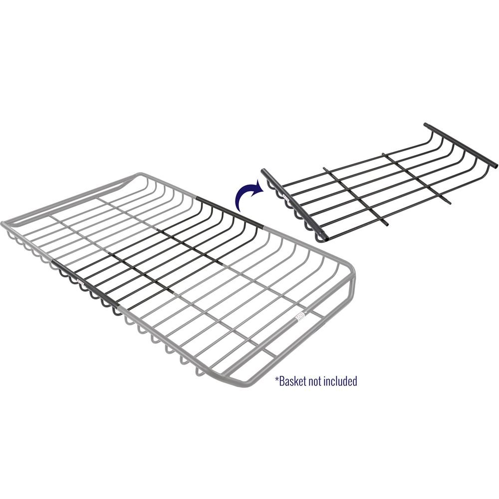 Stingray Roof Rack 1512 Cargo Basket 21 Extension