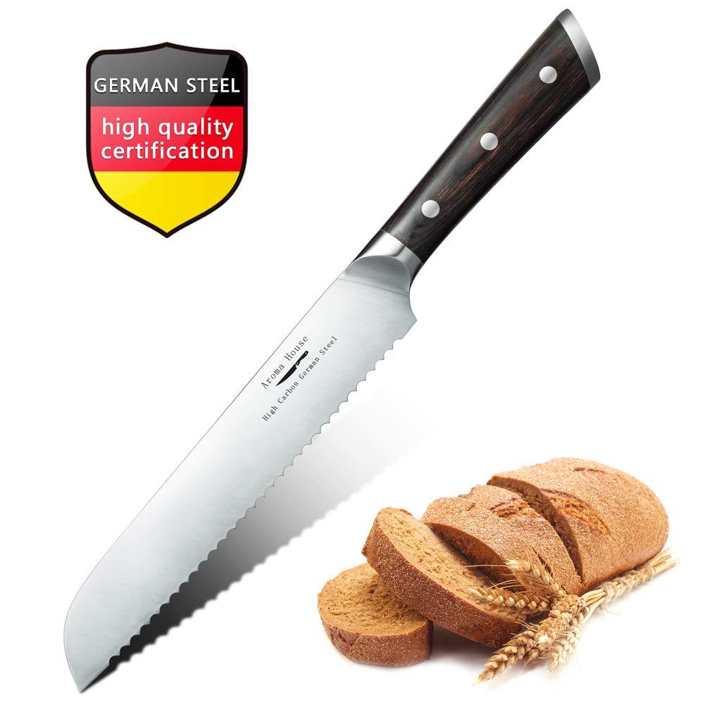 Mejor valorados en Cuchillos de pan & Opiniones útiles de ...