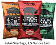 4505 Variety Pack, Small Retail Size, 2.5 Oz Each