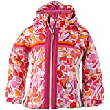 Obermeyer Girls Snowdrop Jacket (Heart Gingham / 3)