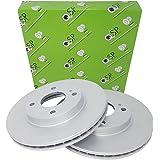 QSP Car Front Brake Discs Set QSPWBD00191