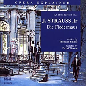 Die Fledermaus Audiobook