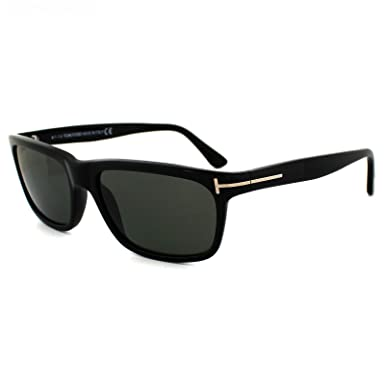 282112a46dc79 Image Unavailable. Image not available for. Color  TOM FORD FT0337 Hugh  Polarized Sunglasses ...