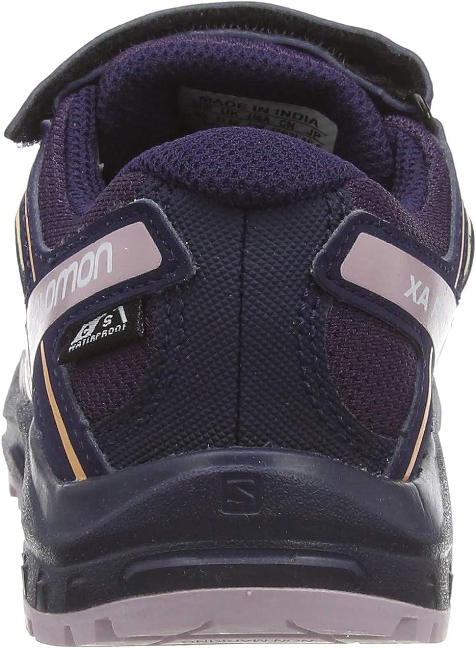SALOMON Unisex Kids/' Xa Pro 3D CSWP K Trail Running Shoes