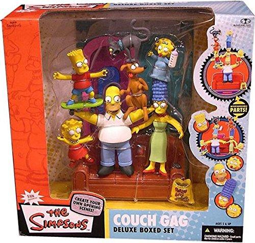 McFarlane Toys - The Simpsons Box Set
