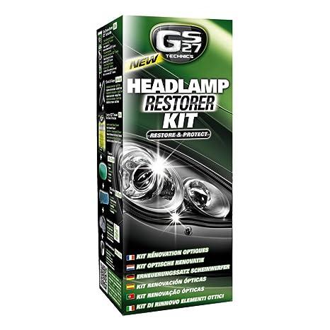 Amazon Com Gs27 Headlamps Restoration Kit Car Headlight Lens
